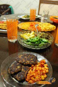 تصویر استوک غذا