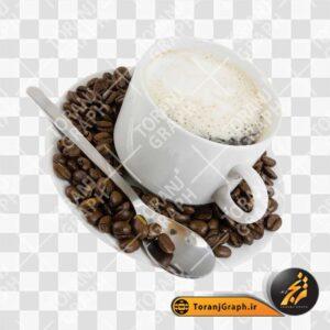 تصویر png قهوه سرد