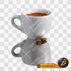 عکس png فنجان کافه