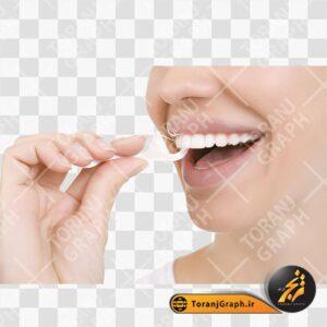 عکس png دندان