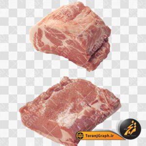 عکس png گوشت