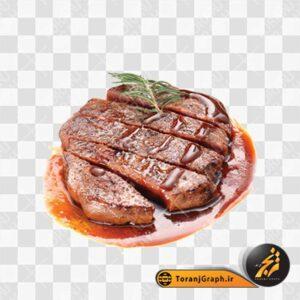 تصویر گوشت چند تکه