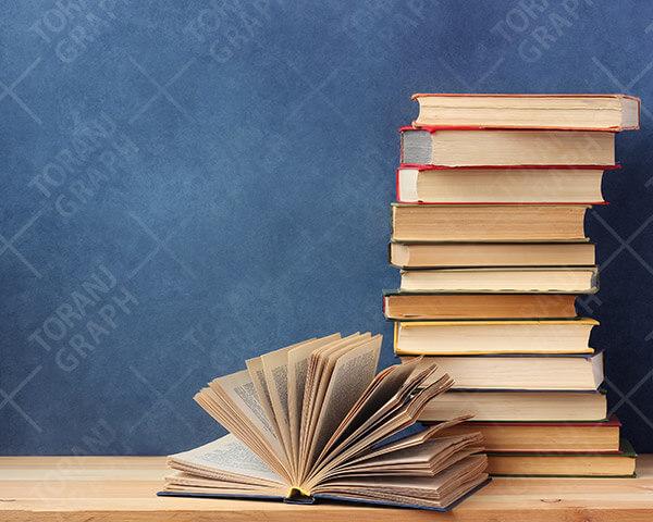 عکس با کیفیت کتاب